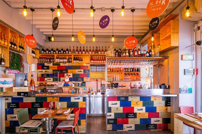 Il Dek, alta gastronomía italiana en Ibiza