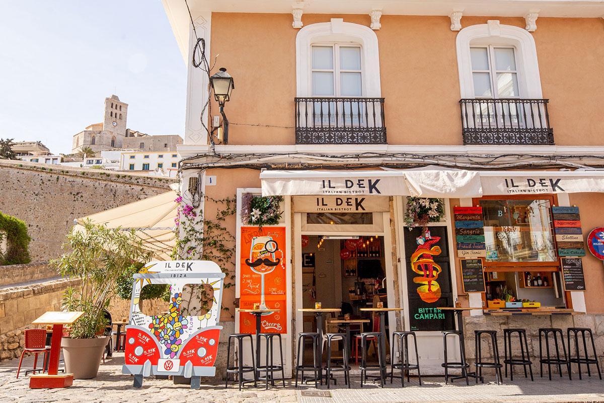 Descubre el restaurante más mono de Ibiza